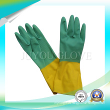 Anti Acid Working Latex Cleaning Gloves with ISO9001 Approved