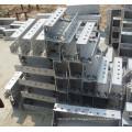 Betonwandplatte Aluminiumschalung