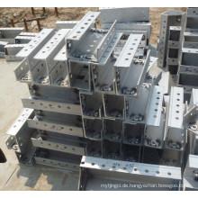 Aluminiumschalung für den Hochbau