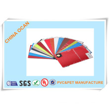 PVC Colored Panel for Decorative Panel