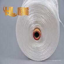 China billig gefärbt 900d pp Garn