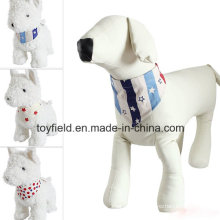 Dog Collar Bandana Scarf Adjustable Pet Bandana