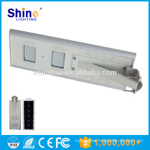 High Quality All in One Solar panel Street Light 20W