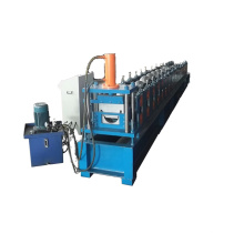 "Australian Technology Fully Automatic 6"" Half Round Gutter Roll Forming Machine"
