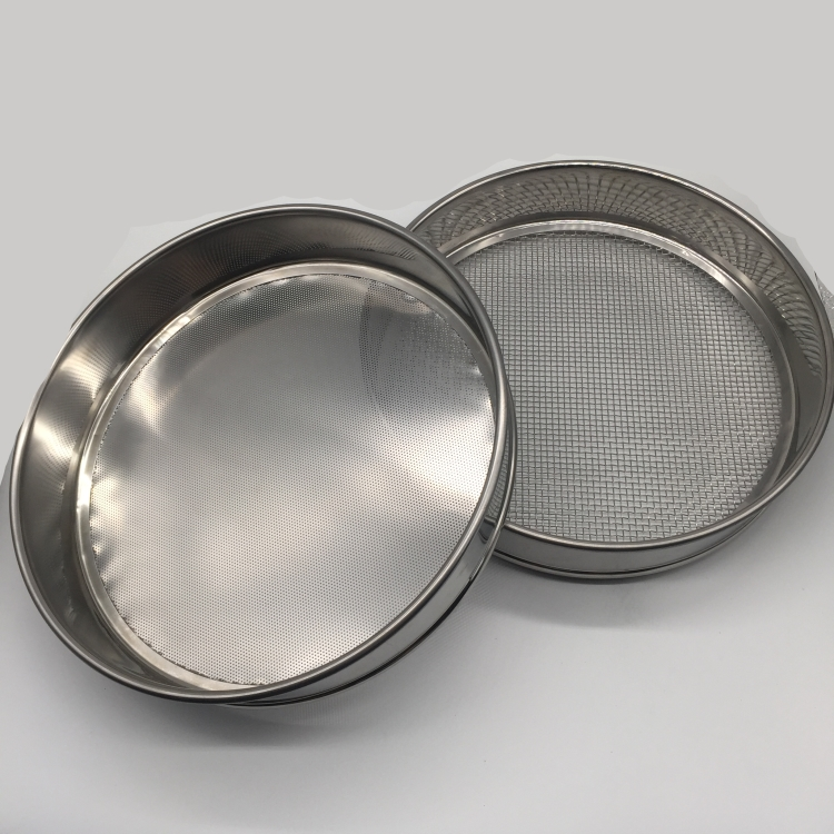 0.038mm test sieve