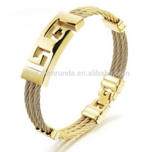 hot sales gold plated bracelet