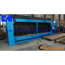 Máquina automática da malha do gabion (fabricação) / máquina sextavada resistente da rede de arame