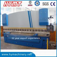 Cintreuse de tôles d'acier Wc67y-100X4000 et machine de pliage hydraulique