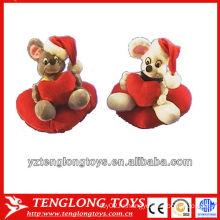 Игрушка для подарков Валентина с плюшевыми игрушками