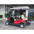 4 сиденья корзину клуб дешевая электрическая тележка гольфа