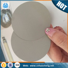 SUS 304 316 Stainless Steel Wire Mesh / Inox Wire filter Mesh / Wire Mesh filter disc