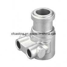 Investment Casting CNC Machining Pipe Fittings