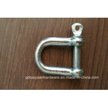 Rigging Hardware JIS Type Anchor Bolt Shackle for Marine Hardware
