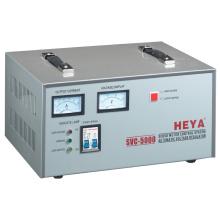 220V Servo Motor Full Power SVC 5000VA AC Power Automatic Voltage Regulator Stabilizers AVR