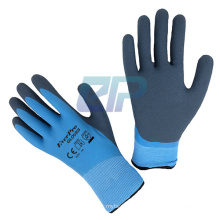Grip Thermo Plus Glove Double Latex Coating Superior Grip Safety Gloves