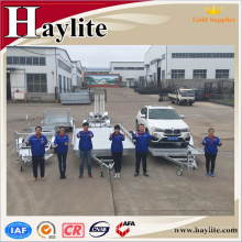 bascule galvanisée de voiture de basculement de client à vendre