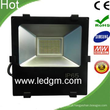 150W LED Spotlight inundação luz alta potência parede exterior branco fresco