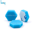 Pies de almohadilla de goma antideslizante personalizados para accesorios electrónicos