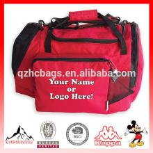 Tarpaulin Red Dog Training Bag Dog Training Treat Bag
