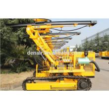 air drilling rig for portable compressor