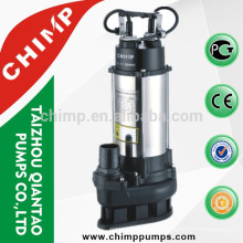 CHIMP V1100Q 1.5HP Stainless Steel Submersible Sewage Water Pump