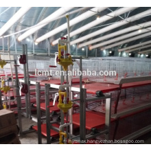 high quality chicken manure removal system for poultry farm
