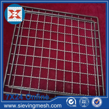 Crimped Wire Mesh Sheet