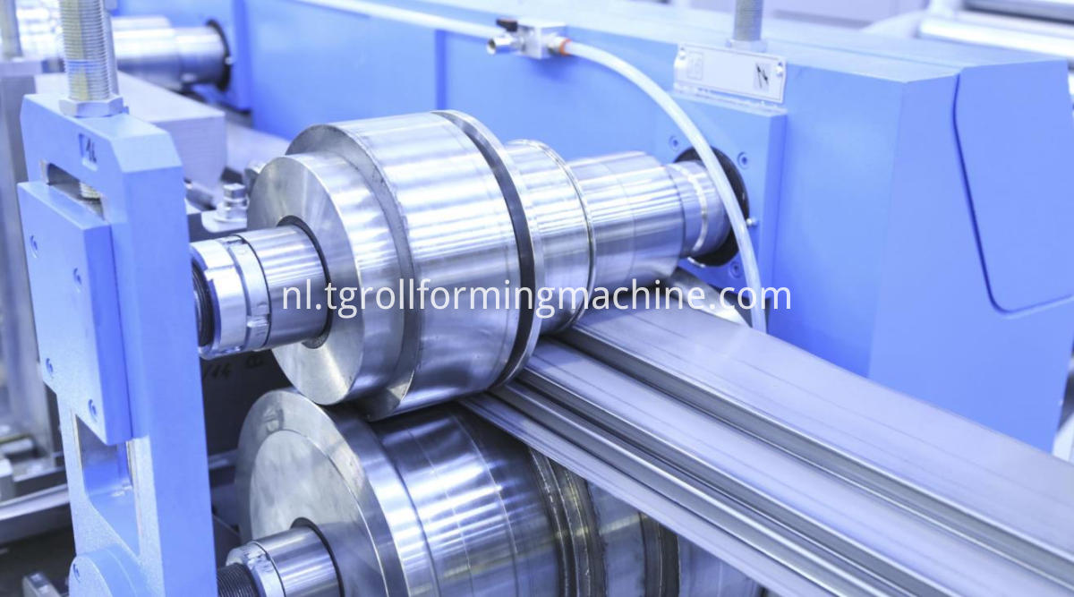 Light Gauge Steel Villa Machine