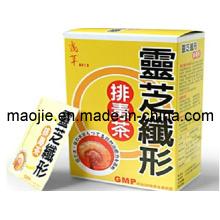 Thé de perte de poids de Ganoderma Detox (MJ - 2 g * 20bags)