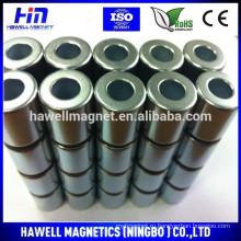 Модификации неодимового магнита Strong Ring OD20-ID10 * 20 мм для мотора