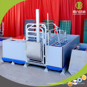 Wholesale Farrowing Crate for Sow Galvanized Farrowing Crate for Sale
