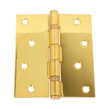 Латунный дверной шарнир, Петля для деревянных дверей, Шарнир Al-B01