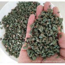 Zeolita verde natural para el tratamiento del agua