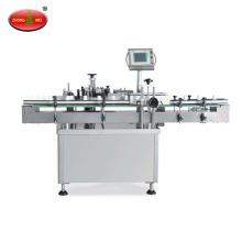 Automatic Double Side Bottle Neck Flat Plane Sticker Labeling Machine With Direct Factory Price