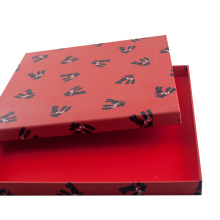 Hardboard Gift Packing Custom Luxury Box for Scarves