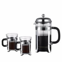 Französisch Presse Kaffee und Tee Maker Glas Kaffeekanne