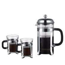 French press Coffee And tea Maker glass Coffee Pot