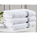 lime green bath towels
