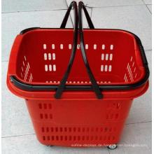 Hochwertiger rollender Einkaufskorb mit Rad
