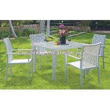 All Weather Wicker High Quality garden furniture dubai Dining Furniture