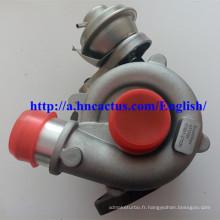 Gt1749V 17201-27030 Turbocompresseur pour Toyota RAV4 D4d 1CD-Ftv 2.0L 126HP