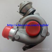 Gt1749V 17201-27030 Турбокомпрессор для Toyota RAV4 D4d 1CD-Ftv 2.0L 126HP