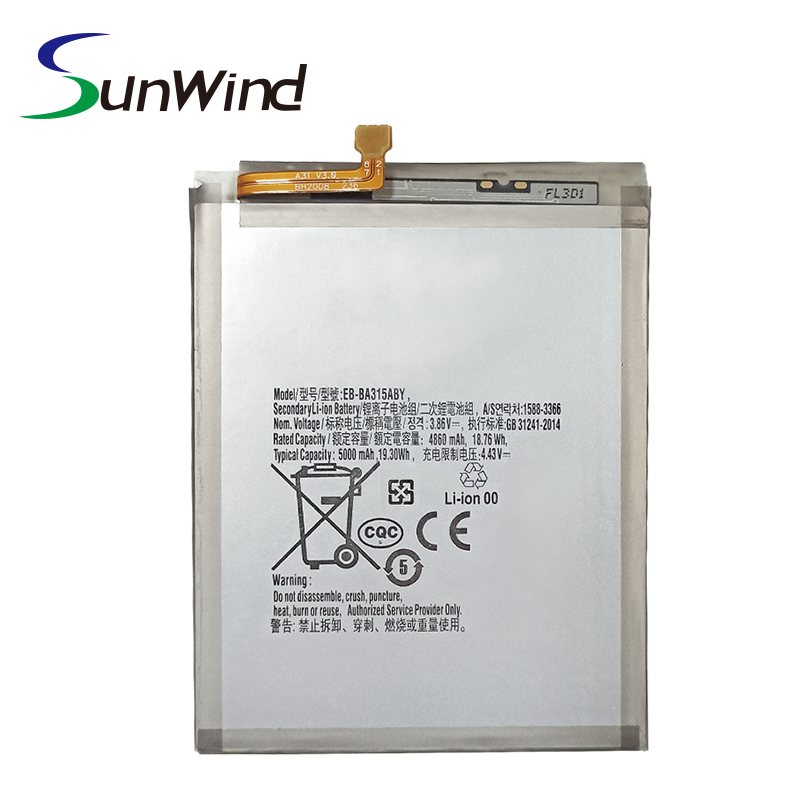 Samsung Eb Ba315aby Battery