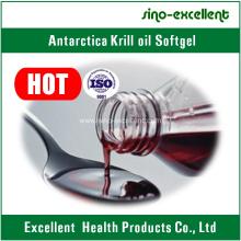 Высокое качество природного антарктического криля