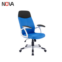 Executive High Back Lifting Leather Office Chairs For Boss