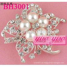 Broches de la joyería de la flor de la alta calidad