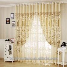 MEIJIA fabric curtain wholesale jacquard