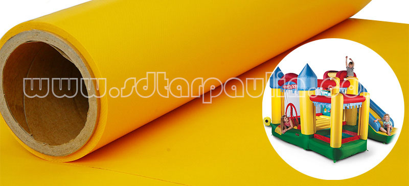 Inflatable Castle Fabric