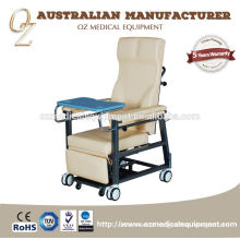 Electrical Couch With Tables Nursing Home Recliner Sofa Bed Red Cross Use Chair