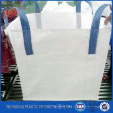 Chine coutume dimension de sac jumbo de fibc 1000kg de pp